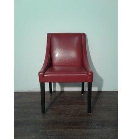 Woodbridge Deep Red Chair