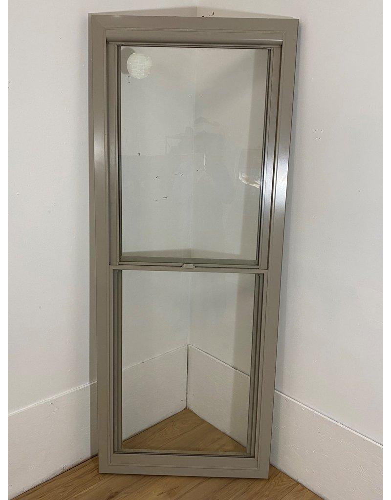 Oshawa Beige Storm Door