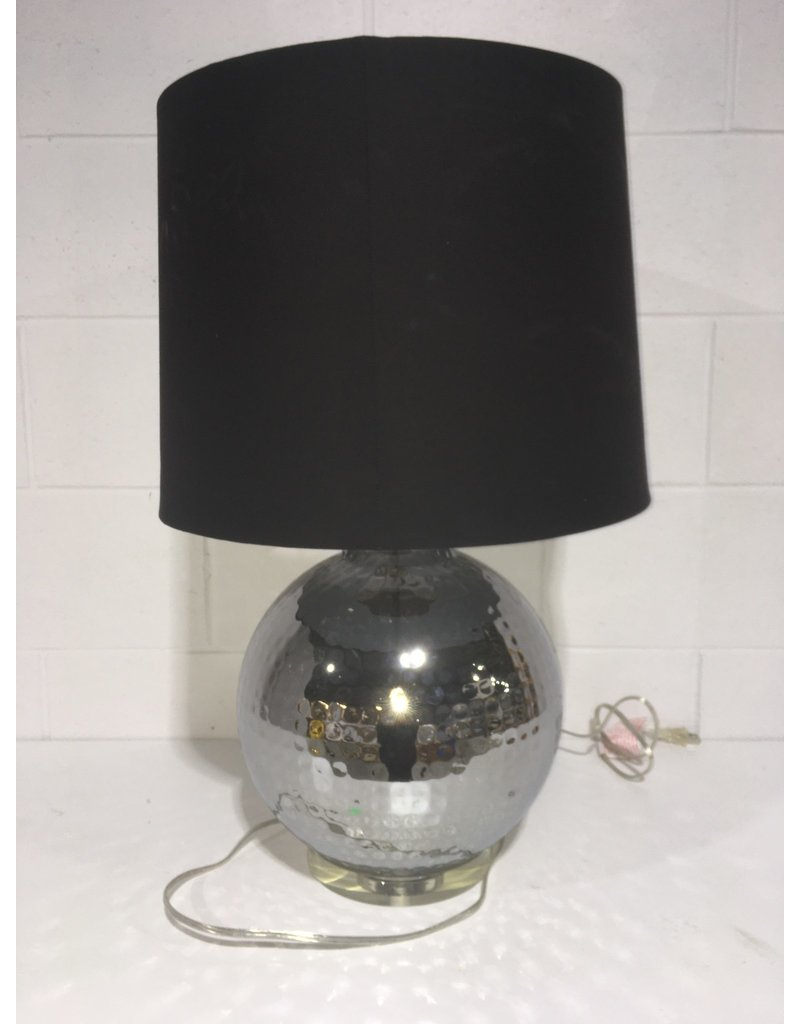 Etobicoke Designer Glass & Acrylic Table Lamp