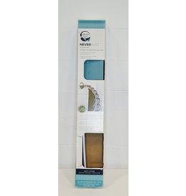 East York Curved shower rod - aluminum