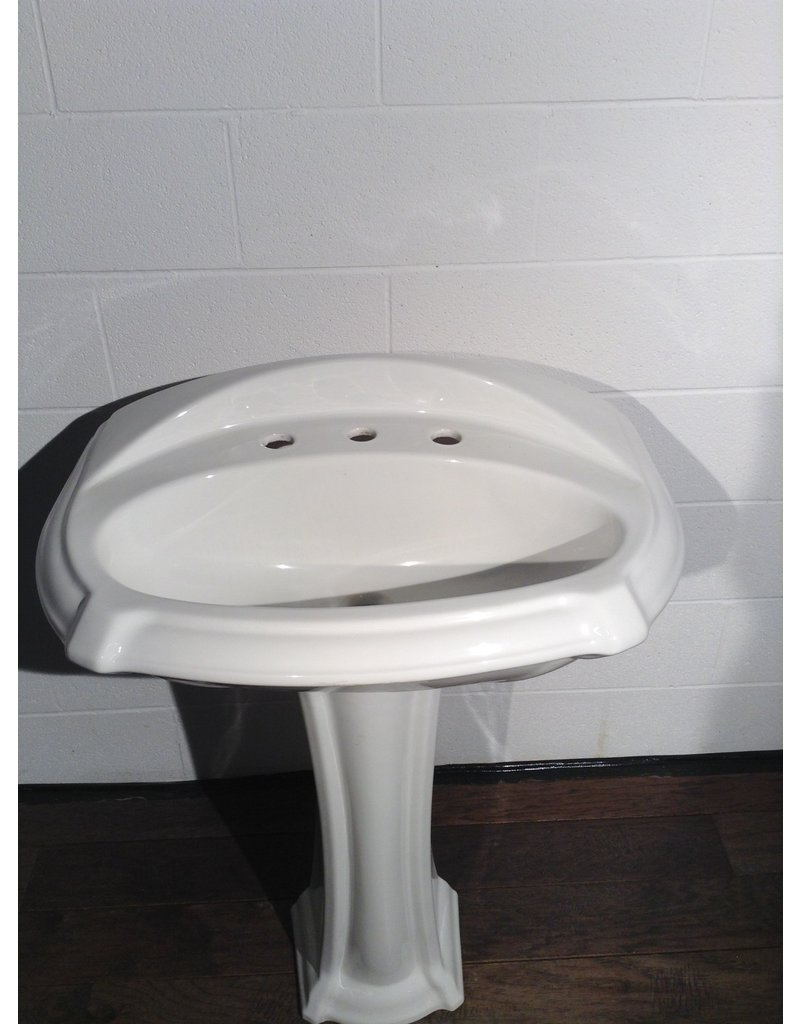 "Uxbridge 36.5"" Pedestal Sink"
