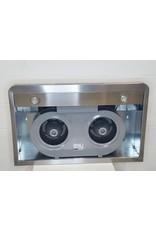 "East York 36"" Ducted under cabinet range hood"