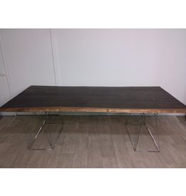 Studio District Live Edge Wood Dining table