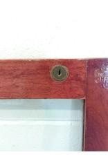 North York Glass Cabinet Door Set