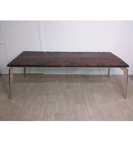 Studio District Reclaimed Wood Dining Table