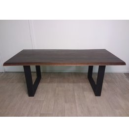 Studio District Faux Live Edge Dining Table