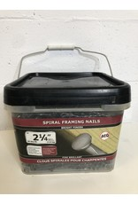 "North York 2.1/4"" Spiral Framing Nails"