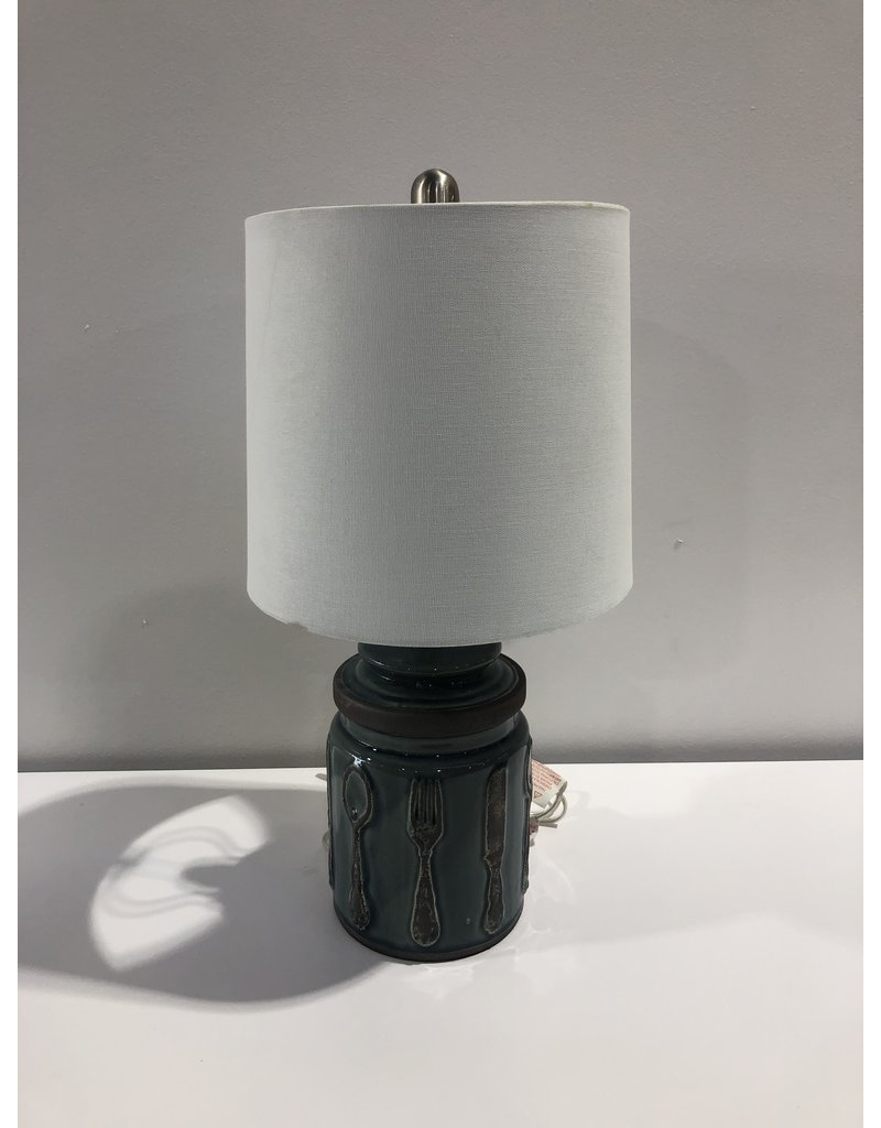 Etobicoke Cutlery Table Lamp