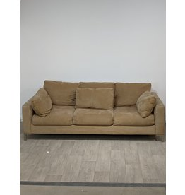Newmarket Textured  Suede Sofa