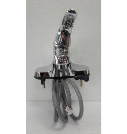 Brampton Single-Handle Centerset Lavatory Faucet  Without Pop-Up