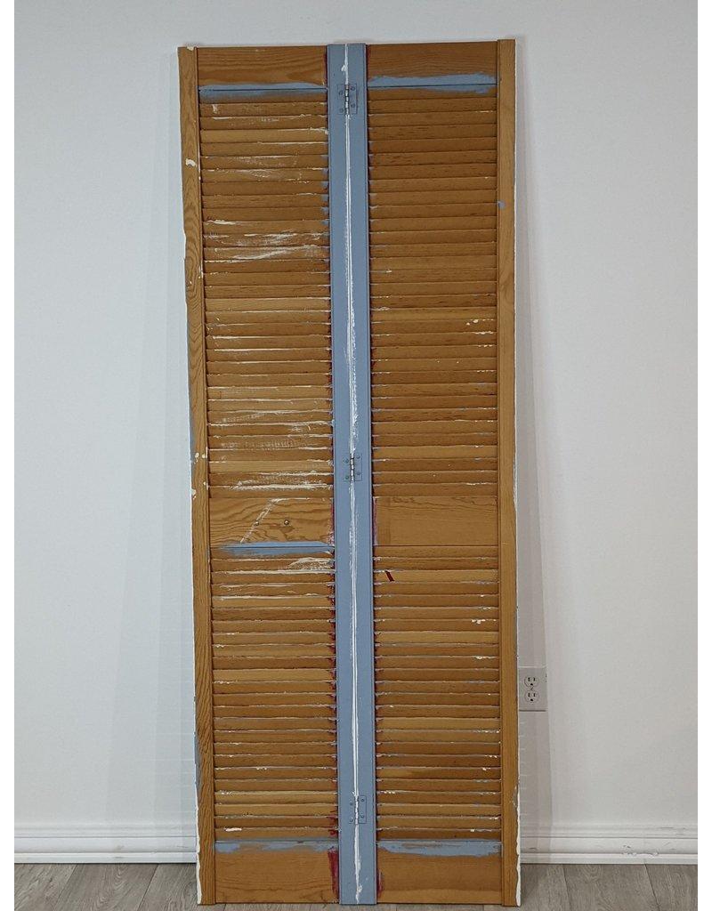 Newmarket California Shutter Bifold Closet Door 29.5x77