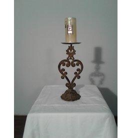 Woodbridge Medium1 Wrought-iron Candle Holder
