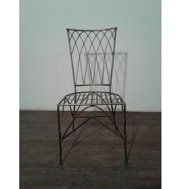 Woodbridge Wrought-iron Chair without Cushions