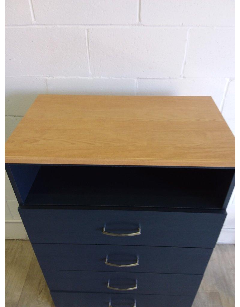 North York Blue Dresser
