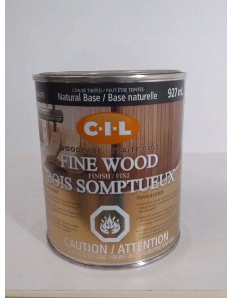 Oshawa CIL Fine Wood Finish