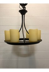 Uxbridge Candle-Look Chandelier