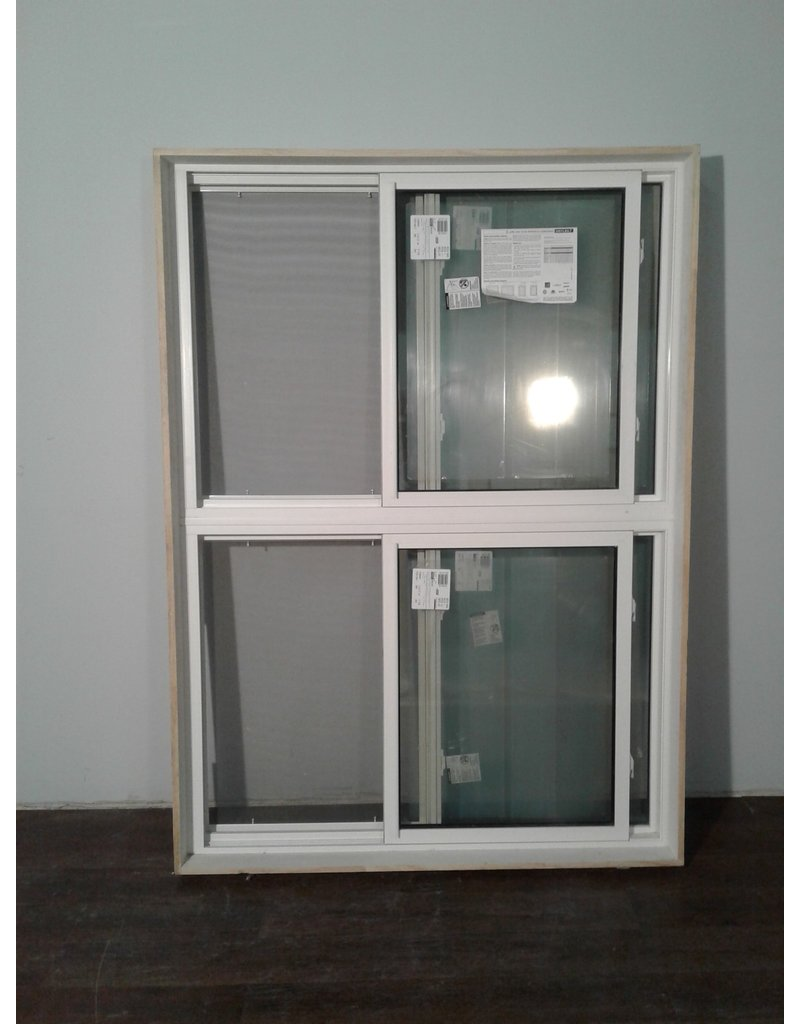 """Woodbridge 78"""" x  54 1/2"""" Vertical Bay Window"""