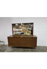 Etobicoke Brown Dresser with Mirror