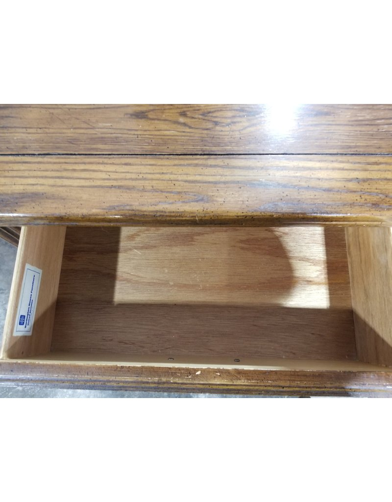 Etobicoke Brown 8-Drawer Dresser with Double Mirrors