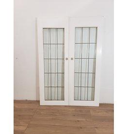 Oshawa French Door White Set