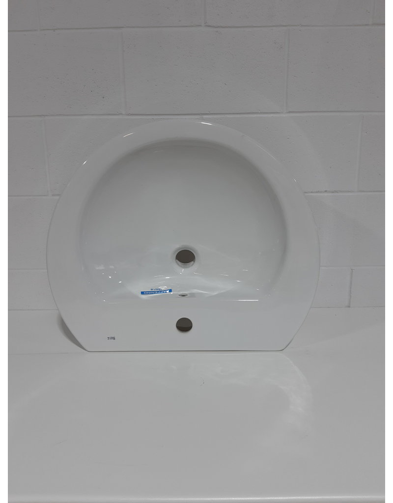 "Etobicoke Countertop basin 23"" x 19"""