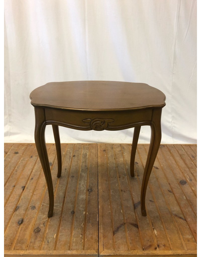 Scarborough Carved Side Table