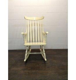 Uxbridge White Rocking Chair