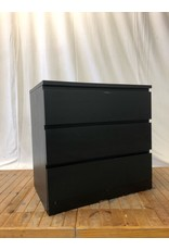Scarborough Black Chest of Drawers