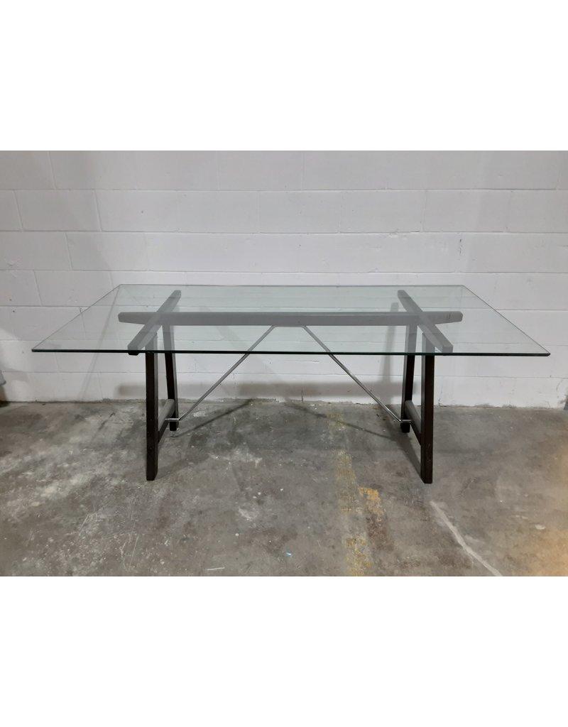 Etobicoke Glass Dining Table