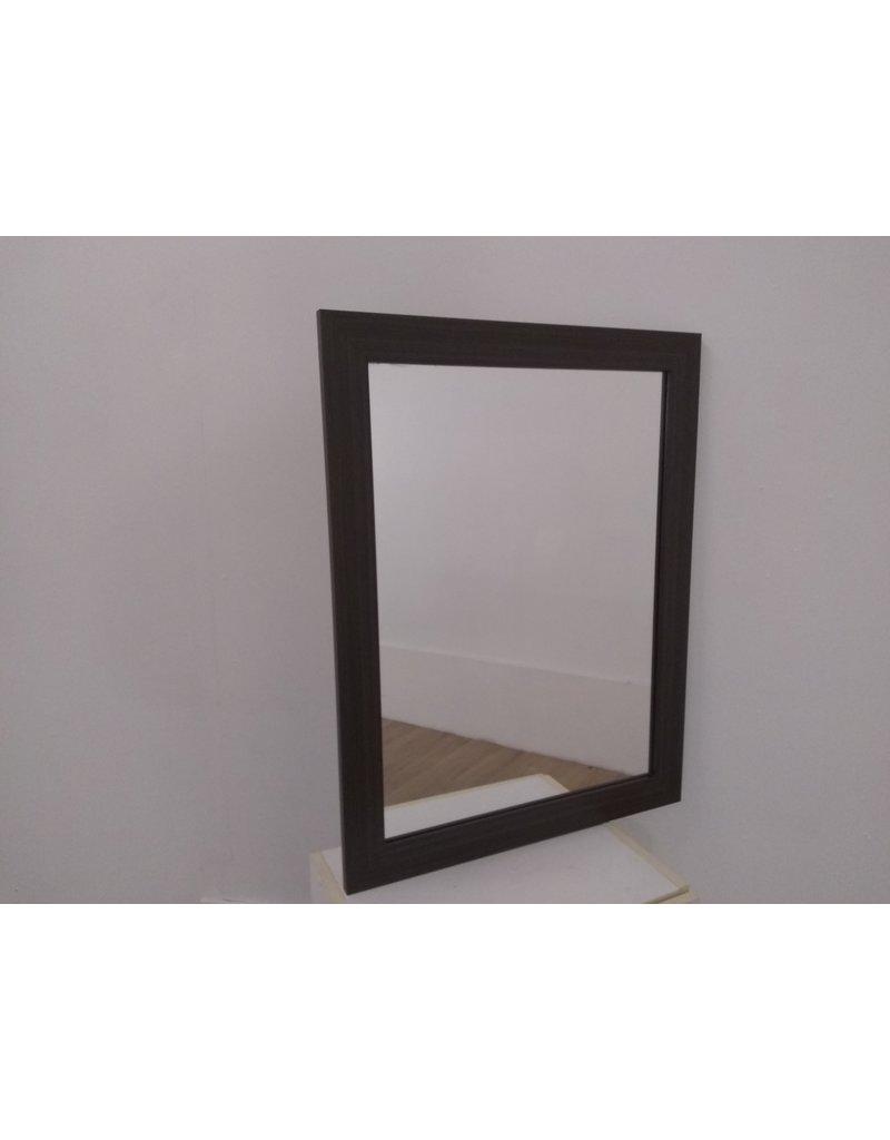 Oshawa Framed Mirror Black