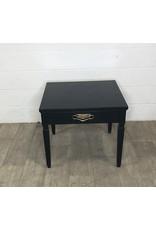 East York Black side table