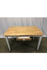 Scarborough Butcherblock Style Desk