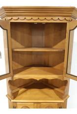 Etobicoke Corner Buffet Cabinet