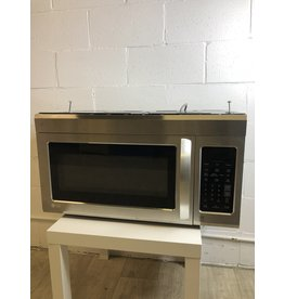 North York LG Stainless Steel Microwave