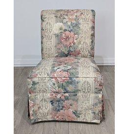 Newmarket Floral Corner Chair