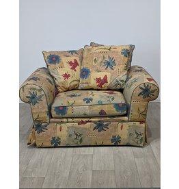 Newmarket Pattern Fabric Chair