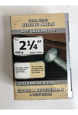"North York 2-1/4"" Oval Head Siding Nails"