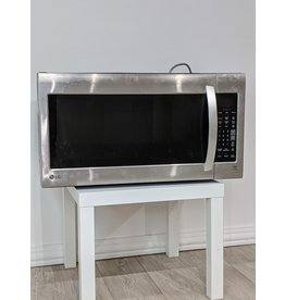 Newmarket LG Stainless Steel Over the Range Microwave