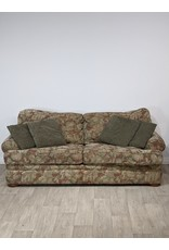 Newmarket Fabric Floral Love Seat