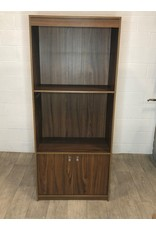 East York Book shelf with storage