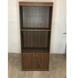 East York Book shelf with storage