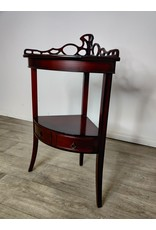 Markham West Corner Side Table