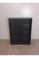 Vaughan Black IKEA Shelving Unit
