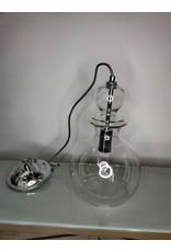 Markham West Glass Pendant Light