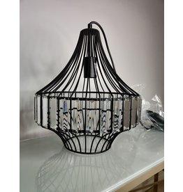 Markham West Black Pendant Light