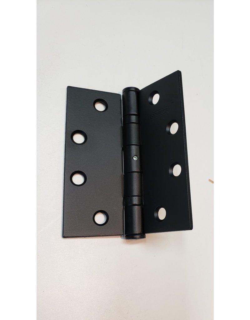 "Woodbridge 4.5""  Ball Bearing Hinge (3 pk) - Black"