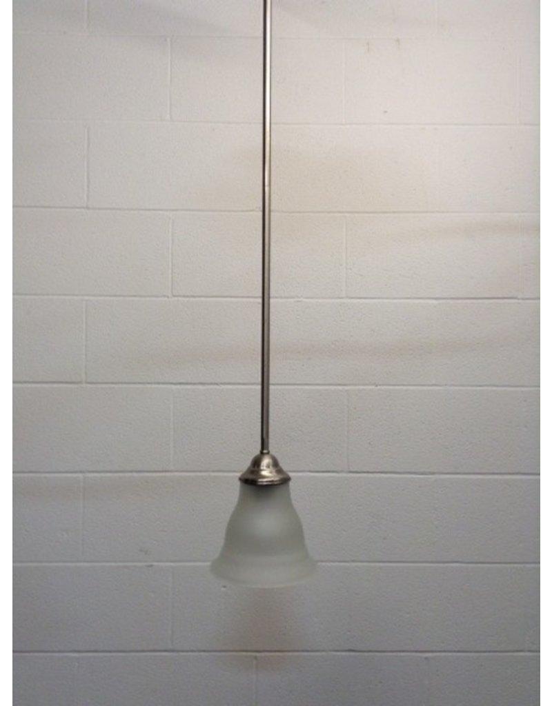 Uxbridge Frosted Glass Pendant Lamp