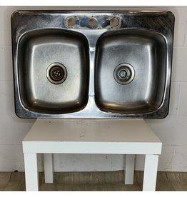 East York Double Kitchen Sink