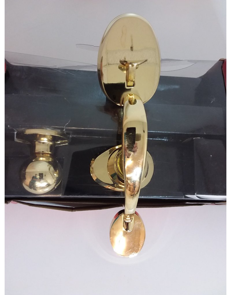 Vaughan EPIC Brass Decorative Gripset