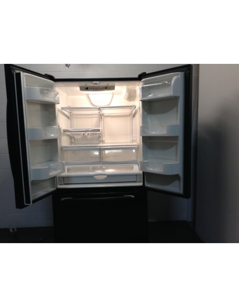 Uxbridge Black Refrigerator